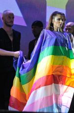 CHERYL COLE Performs at Manchester Pride 08/25/2019