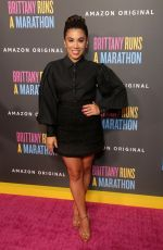 CHRISSIE FIT at Brittany Runs A Marathon Premiere in Los Angeles 08/15/2019