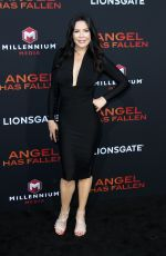 CHRISTA CAMPBELL at Angel Has Fallen Premiere in Los Angeles 08/20/2019