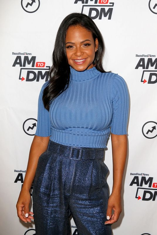 CHRISTINA MILIAN at Buzzfeed
