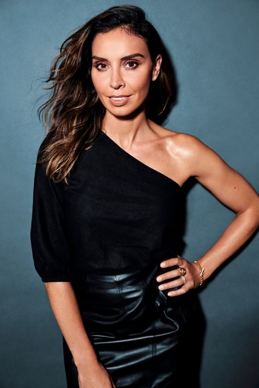 CHRISTINE LAMPARD for Fabulous Magazine, August 2019