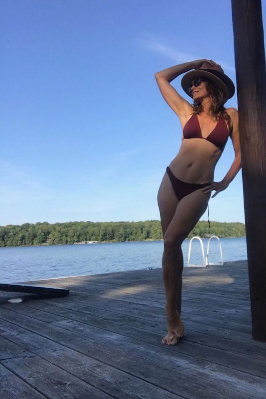 CINDY CRAWFORD in Bikini – Instagram Photo 08/07/2019