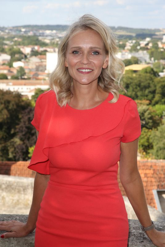 CLAIRE BOROTRA at Angouleme Film Festival 08/20/2019