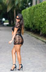CLAUDIA ROMANI Out and About in Miami 08/28/2019