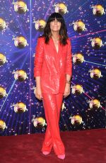 CLAUDIA WINKLEMAN at Strictly Come Dancing Launch in London 08/26/2019