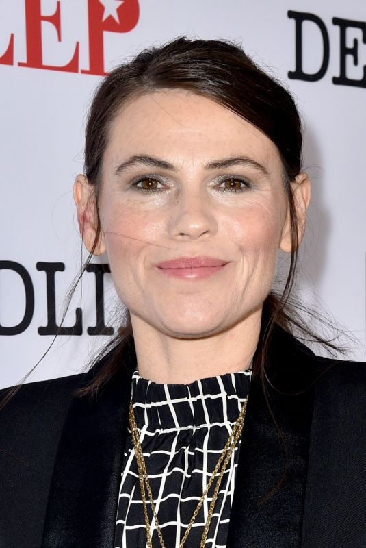 CLEA DUVALL at Veep Show Screening in Los Angeles 08/20/2019
