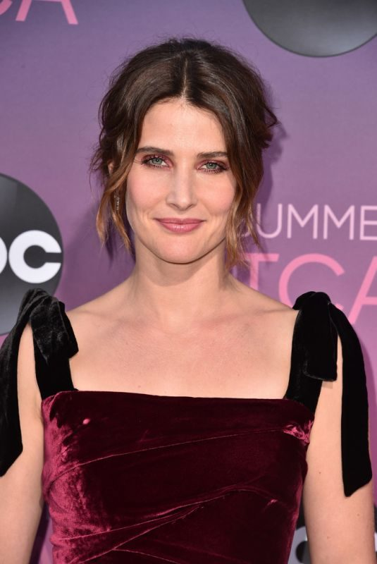 COBIE SMULDERS at ABC's TCA Summer Press Tour in West Hollywood 08/05/2019