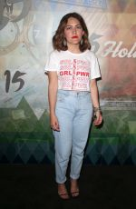 CONSTANZA CASTRO at 15th Annual Oscar Qualifying Hollyshorts Film Festival in Hollywood 08/08/2019