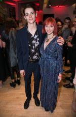 CORDELIA BRAITHWAITE at Matthew Bournes Romeo and Juliet Gala Nightin London 08/11/2019