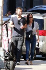 COURTENEY COX Out and About in New York 08/12/2019