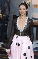 CYNTHIA ADDAI ROBINSON at Power Final Season Premiere at Madison Square Garden in New York 08/20/2019