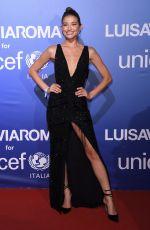DANIELA LOPEZ at Unicef Summer Gala Presented by Luisaviaroma in Porto Cervo 08/09/2019