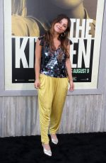 DANIELA WONG at The Kitchen Premiere in Hollywood 08/05/2019