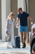 DANIELLE ARMSTRONG Out in Marbella 08/05/2019