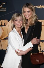 DELTA GOODREM and OLIVIA NEWTON-JOHN at 2019 Industry Dance Awards in Los Angeles 08/14/2019