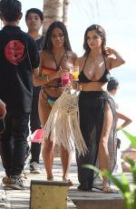 DEMI ROSE MAWBY at La Brisa Beach Club in Indonesia 08/07/2019