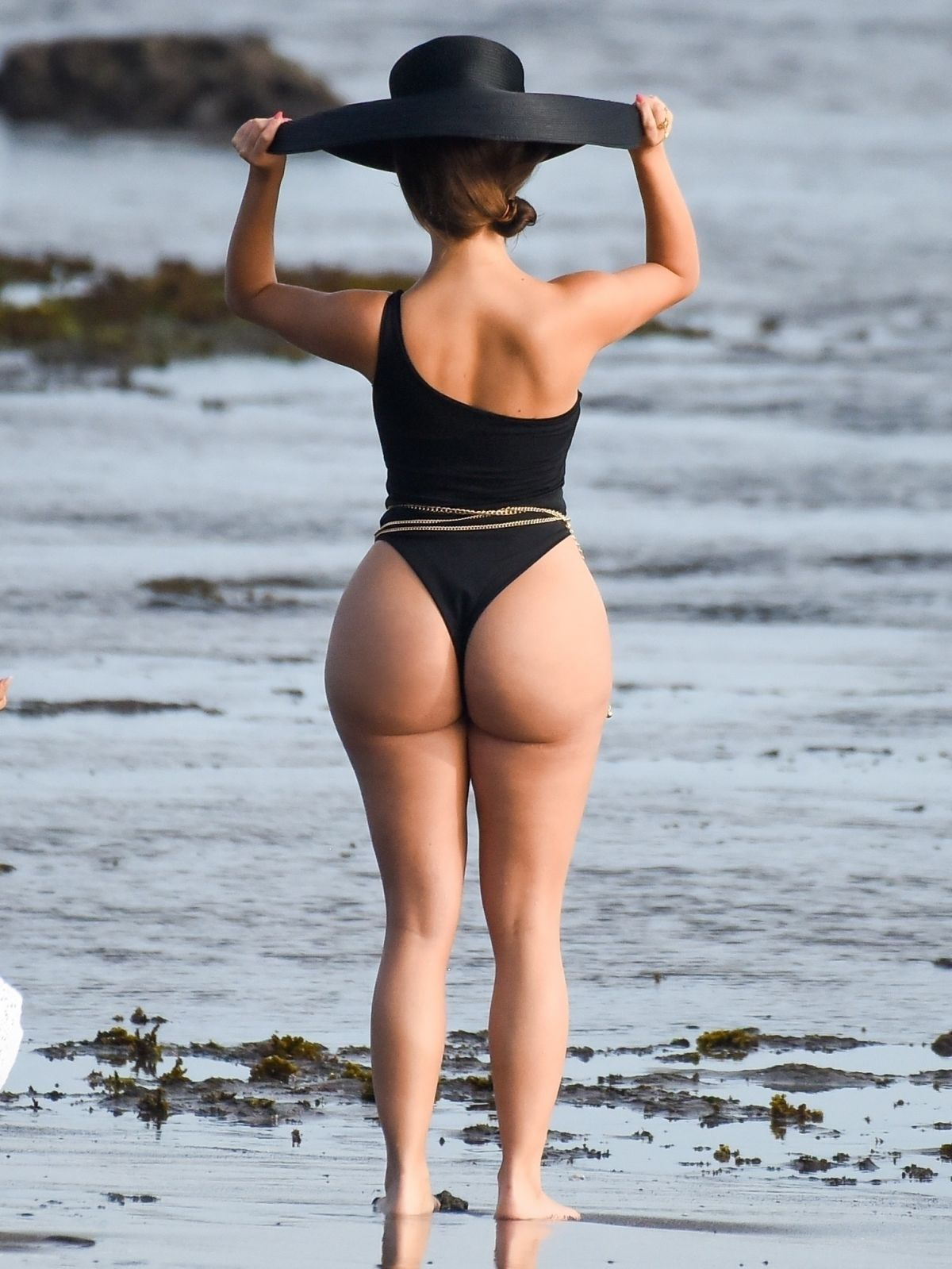 Apple bottoms booty in swimsuits — photo 9