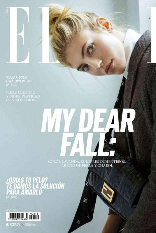DEVON WINDSOR in Elle Magazine, Mexico August 2019