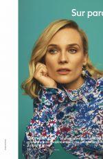 DIANE KRUGER in Marie Claire Magazine, France September 2019