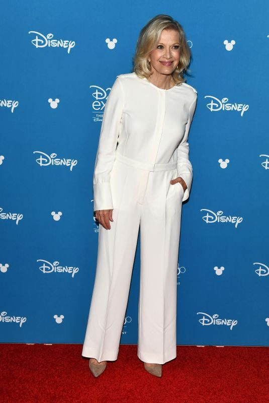 DIANE SAWYER at D23 Expo in Anaheim 08/23/2019