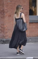 DIANNA AGRON Out and About in New York 08/14/2019