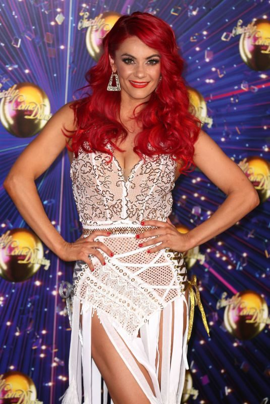 DIANNE BUSWELL at Strictly Come Dancing Launch in London 08/26/2019