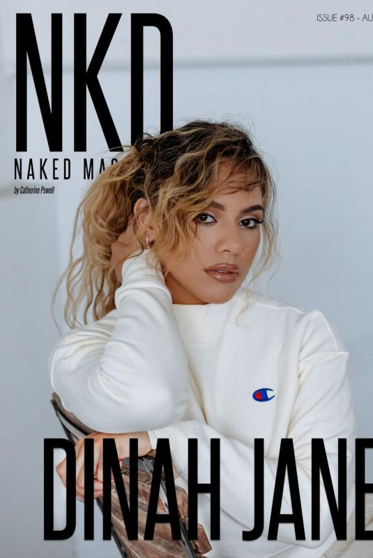 DINAH JANE in NKD Magazine, August 2019