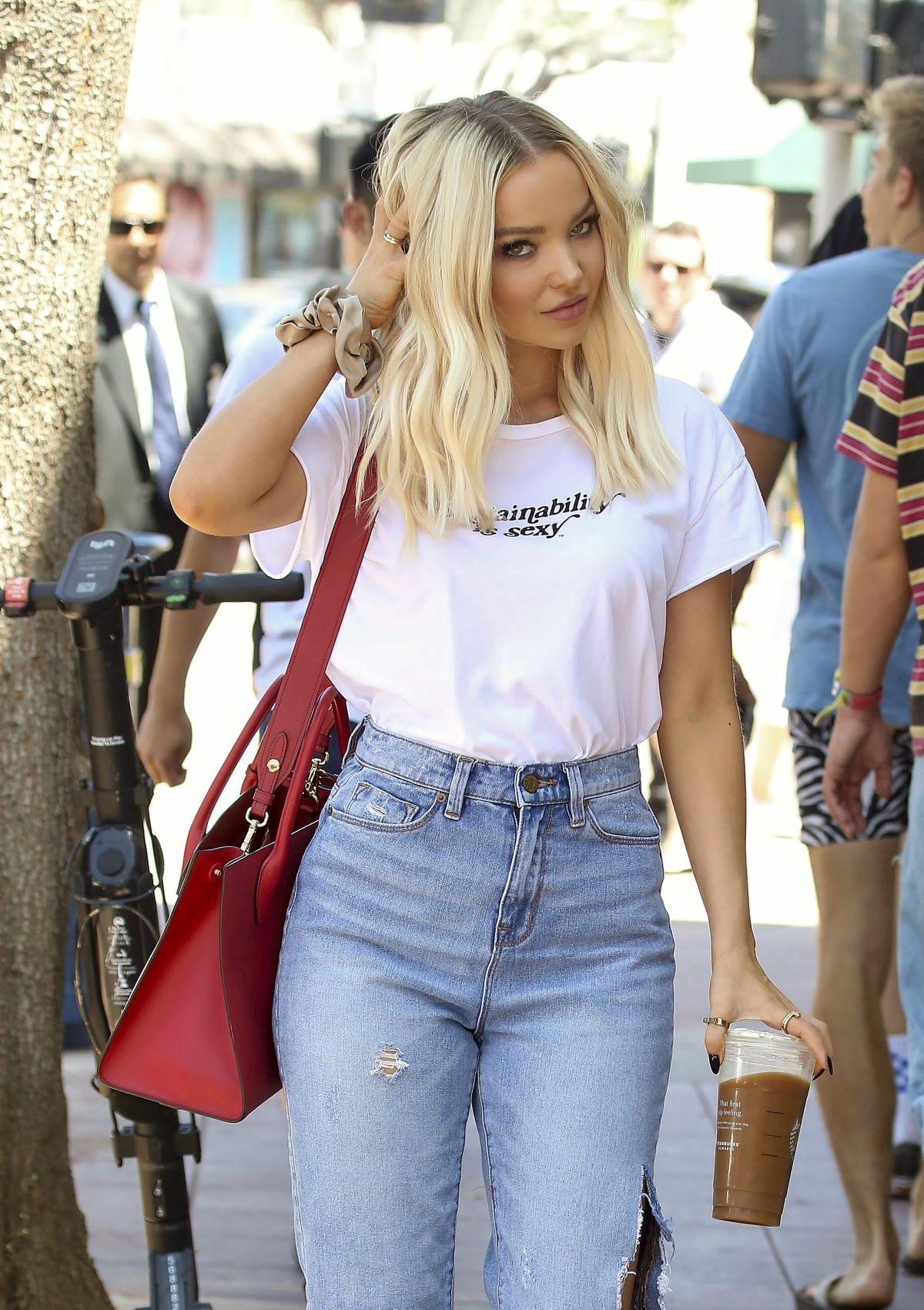 Dove cameron jeans