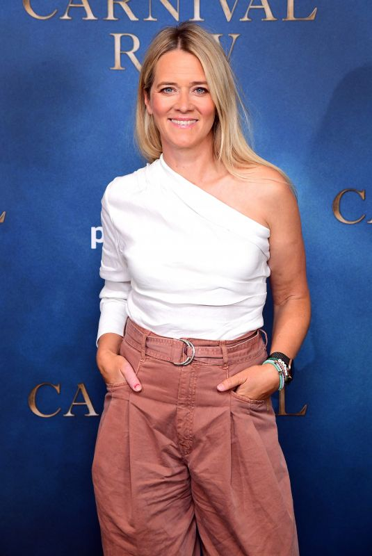 EDITH BOWMAN at Carnival Row Screening in London 08/28/2019