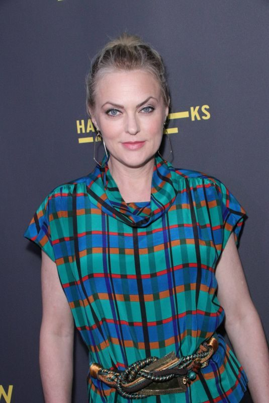 ELAINE HENDRIX at Low Low Premiere in Los Angeles 08/15/2019