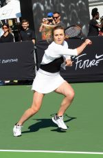 ELINA SVITOLINA at Nike Queens of the Future Tennis Event in New York 08/20/2019