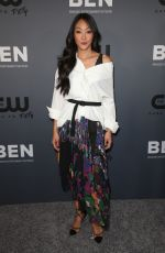 ELIZABETH ANWEIS at CW Summer 2019 TCA Party in Beverly Hills 08/04/2019