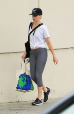 ELIZABETH BANKS Out Shopping in Los Angeles 08/18/2019