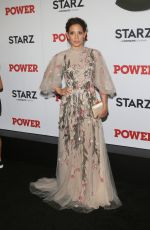 ELIZABETH RODRIGUEZ at Power Final Season Premiere at Madison Square Garden in New York 08/20/2019