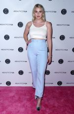 ELLI MOORE at Beautycon Festival 2019 in Los Angeles 08/10/20