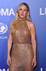 ELLIE GOULDING at Unicef Summer Gala Presented by Luisaviaroma in Porto Cervo 08/09/2019
