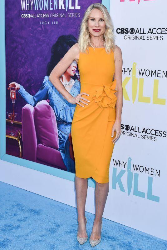 ELSPETH KELLER at Why Women Kill Premiere in Los Angeles 08/07/2019