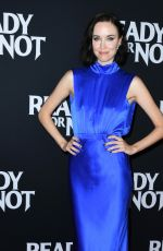 ELYSE LAVESQUE at Ready or Not Screening at Arclight in Culver City 08/19/2019