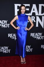 ELYSE LEVESQUE at Ready or Not Screening in Culver City 08/19/2019
