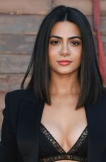 EMERAUDE TOUBIA at It: Chapter Two Premiere in Westwood 08/26/2019