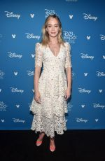 EMILY BLUNT at D23 Expo in Anaheim 08/24/2019