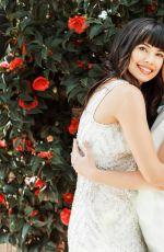 EMILY OSMENT and JENNA LYNG ADAMS for Anna Akana
