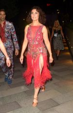 EMMA BARTON at Strictly Come Dancing Launch in London 08/26/2019