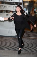 EMMA BARTON Leaves The One Show in London 07/31/2019