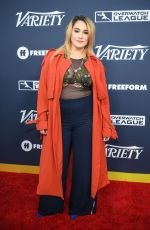 EMMA HUNTON at Variety