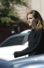 EMMA WATSON at Cedars-sinai Urgent Care in Culver City 08/12/2019
