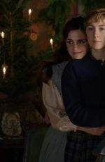 EMMA WATSON, FLORENCE PUGH, SAOIRSE RONANA and ELIZA SCANLEN - Little Women Promos