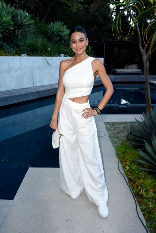 EMMANUELLE CHRIQUI at Rothy's Conscious Cocktails Event in Los Angeles 08/20/2019
