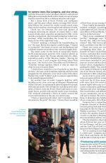 EVA LONGORIA in Adweek Magazne, August 2019