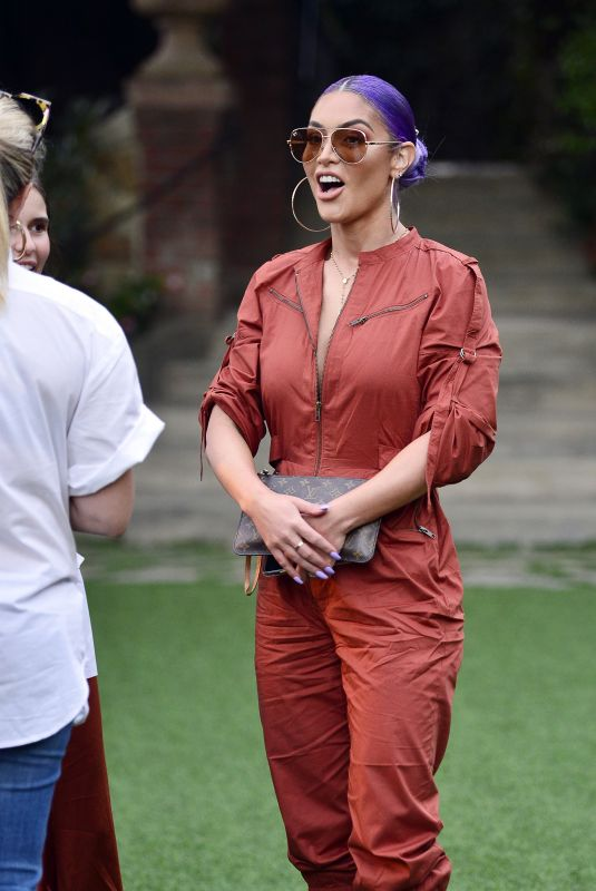 EVA MARIE at Houdini Estate to Support Launch of Inspr-d in Los Angeles 08/21/20198
